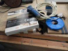 *240v Extension Lead, Cable Ties, Edge Banding, etc.