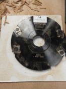 *Spindle Moulder Block 150x6x1.25