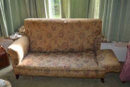 Vintage Drop End Sofa for Restoration