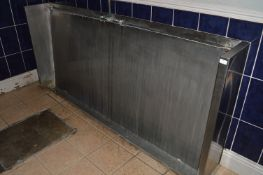Stainless Steel Urinal 2.4m