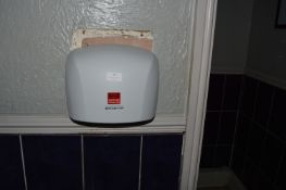 Warner Howard Automatic Hand Dryer