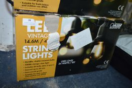 *Feit 14.6m LED String Lights