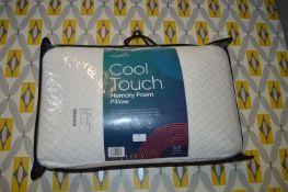 *Sunggledown Cool Touch Memory Foam Pillow