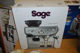 *Sage Barista Express Coffee Machine