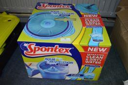 *Spontex Aqua Revolution Cleaner