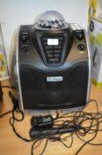 *I Dance XD200 Bluetooth Karaoke Machine