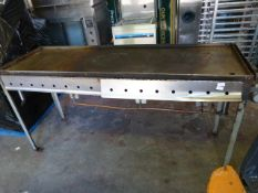 *6ft Outdoor LPG Gas Griddle