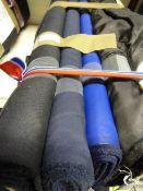 5 Rolls of Assorted Fabric ~1.6m width