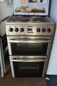 Beko Stainless Steel Double Oven