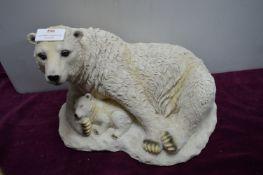 Figure of a Polar Bear (AF)