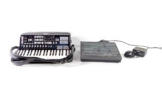 An Elka Cassotto midi piano accordion, with forty one keys, one hundred and twenty bass buttons