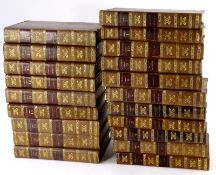 Binding. - [Charles-Antoine-Guillaume Pigault de l;Espinoy] {igault-Lebrun OEUVRES COMPLETES 20 vol,