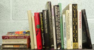 Esoteric and magic.- A shelf of mixed vols, v.s, v.d. (small qty)