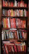 Manchester United. Books to include records, biographies and autobiographies, history of the club,