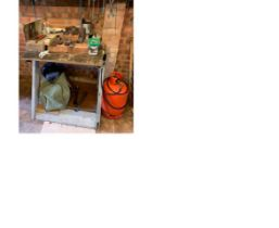 A brazier workstation. Viewing: On site near to Holbeach, South Lincolnshire by Appointment Only on