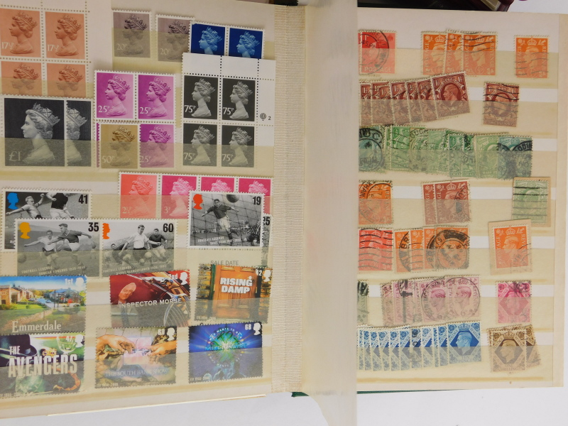 A quantity of collectors stamps, Victorian through to late 20thC, various albums incomplete. - Image 4 of 4