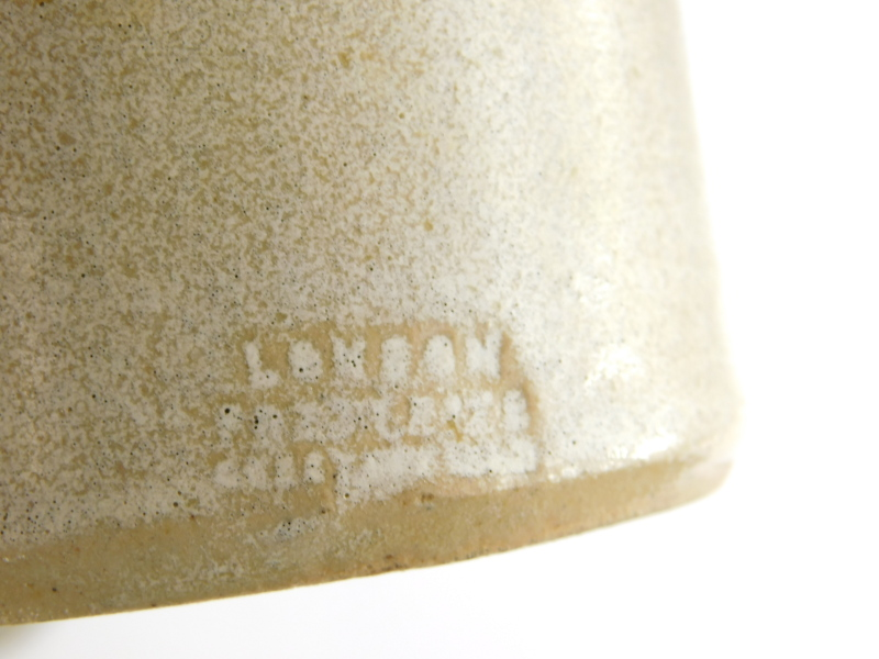 A collection of stoneware, mainly beer bottles, stamps to include C.Bell, Lincoln, Harrison, - Image 3 of 3