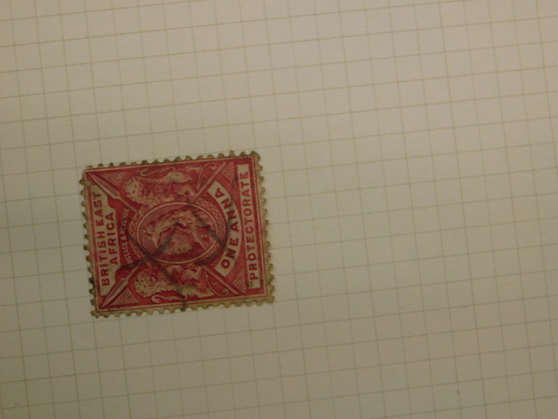 A quantity of stamps, to include World stamps, some stock books, penny black etc. - Image 3 of 4