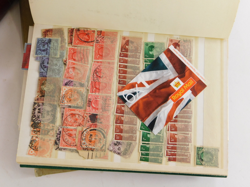 A quantity of collectors stamps, Victorian through to late 20thC, various albums incomplete. - Image 2 of 4