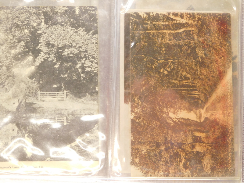 A quantity of early 20thC and later postcards, prints of Lincoln, etc. - Image 3 of 4