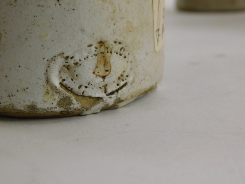 A collection of Lincoln related stoneware ginger bottles, to include Skelton, Draper, Claxton, Rose, - Image 3 of 4