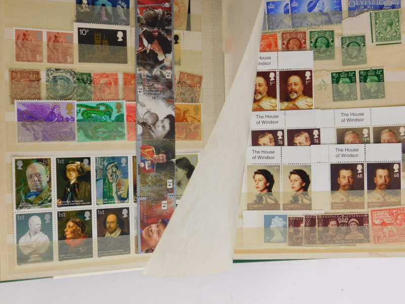 A quantity of collectors stamps, Victorian through to late 20thC, various albums incomplete. - Image 3 of 4