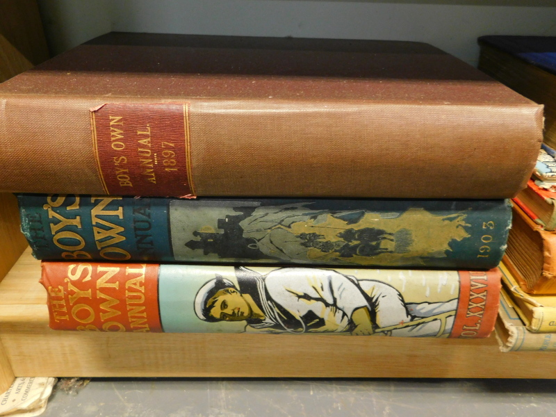 A collection of children's books, to include Boys Own Annuals, Dulac (Edmund) Fairy Garland, - Image 2 of 4