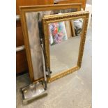 A G-Tech vacuum cleaner (AF), wall mirrors, pictures, prints, etc. (a quantity)