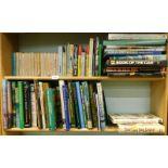 Various books, predominately non-fiction, to include various Observers Books, to include Dogs, Sea