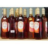 A quantity of Blossom Hill Rose wine, to include Grenache Rose, White Zinfandel, etc. (a quantity)