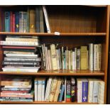 A quantity of books.