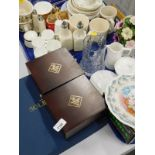 Decorative china and effects, to include a Royal Doulton Snowman gift collection commemorative