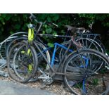 A quantity of bicycles, to include Claude Butler, etc. (a quantity)