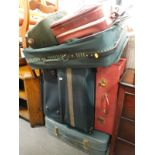 A quantity of suitcases and holdalls, to include Antler, Revelation, etc., (a quantity).