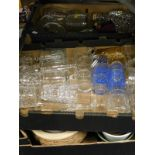 General household effects, to include glassware, plant pots, etc. (a quantity)
