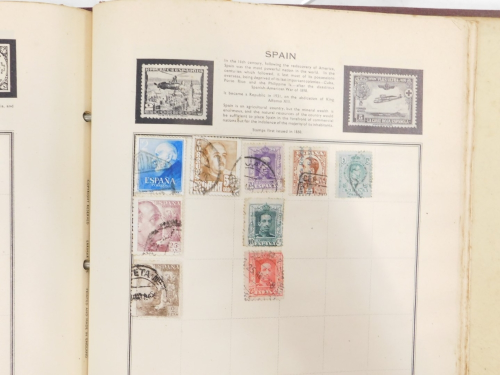 A quantity of stamps, to include albums, First Day covers, the Royal Mail Millennium collection, etc - Image 2 of 5