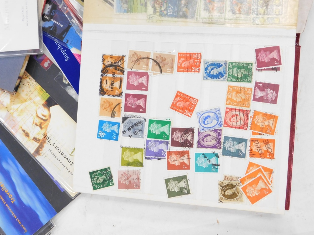 A quantity of stamps, to include albums, First Day covers, the Royal Mail Millennium collection, etc - Image 4 of 5