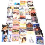A quantity of LP records, to include musicals, Walt Disney, Carpenters, Glen Campbell, Cliff Richard