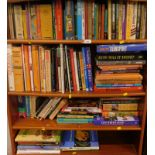 A quantity of books, to include decorating ideas, Stanley Gibbons Stamps of the World, cook books, d