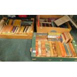 Various books, to include fiction, non fiction, various cloth bound editions, to include Fair Noreen