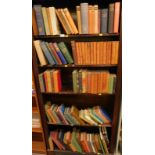 A quantity of books, to include fiction, non fiction, to include Folio Society edition Voltaire Engl