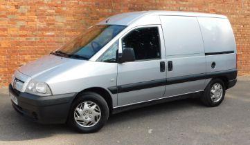 A Peugeot Expert 815D Van, Registration FV55 HPX, first registered 11/01/06, diesel, 1868cc, MOT to