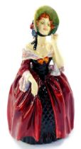 A Royal Doulton figure modelled as Margery HN1413, 28cm high.