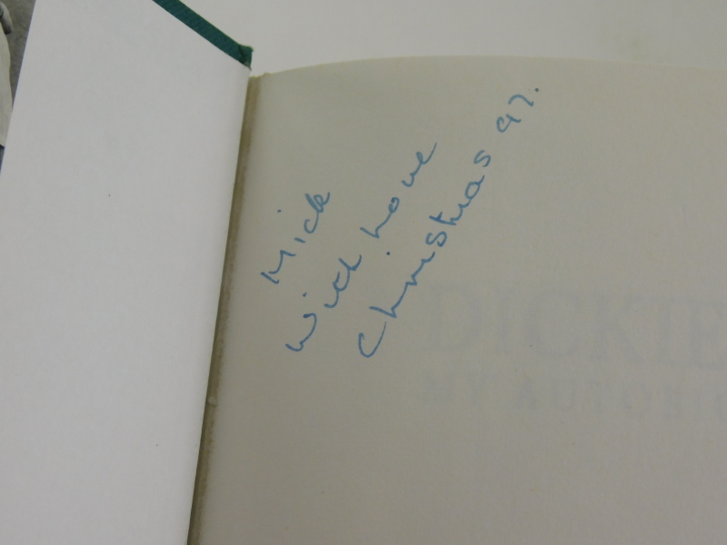 Various books, autobiographies, cricket related, etc., Blofield (Henry) A Thirst for Life, hardback - Image 3 of 3