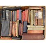 Bygone books, etc., an interesting selection to include Warne's Picture Natural History, various oth
