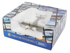 A Franklin Mint Precision Models Spitfire MkVB, RAF WWII Aces, Collection Armour, B11B304, boxed.