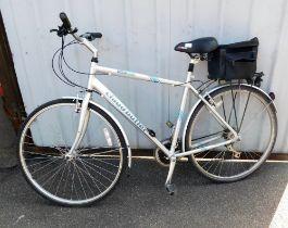 A Claud Butler gentlemans bicycle.