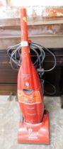 A Hoover 2100 watt vacuum cleaner.