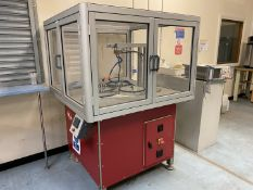Lam Plan MM 8700 E polishing / lapping machine (not tested)