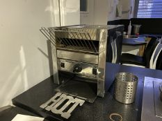 Maestrowave toasting machine (not tested)